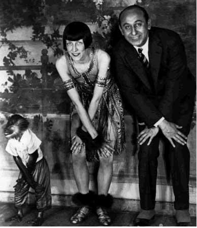 1920S SHOW GIRLS AND DANCING Monkey-charleston